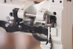 227R economical walking foot leather sewing machine