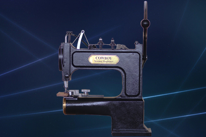 hand operated leather sewing machine