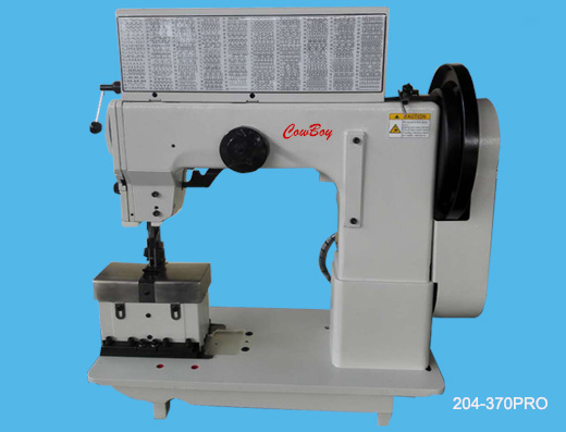 programmable decorative stitching machine