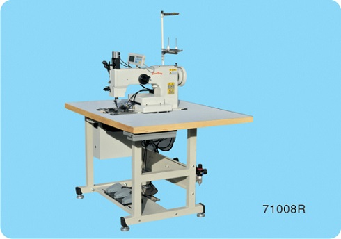 automatic rope sewing machine