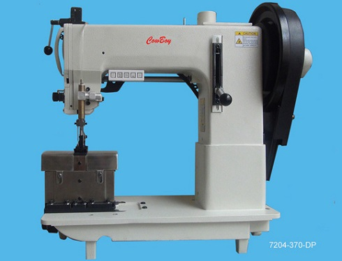 double needle thick thread sewing machine
