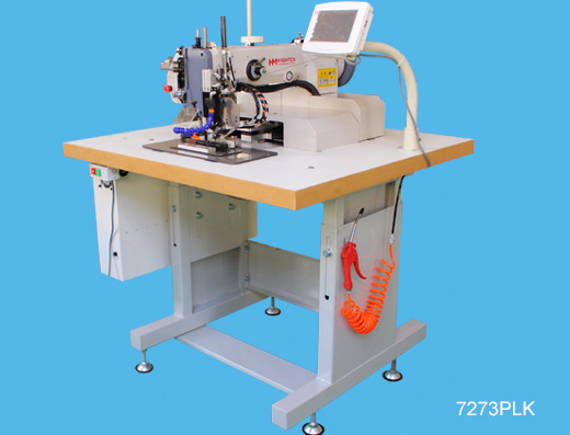 Extra heavy duty pattern sewing machine