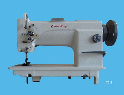 triple feed upholstery sewing machine