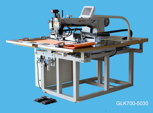 automatic lifting sling sewing machine