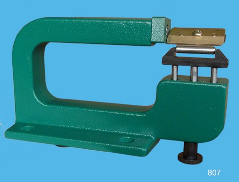 leather paring device