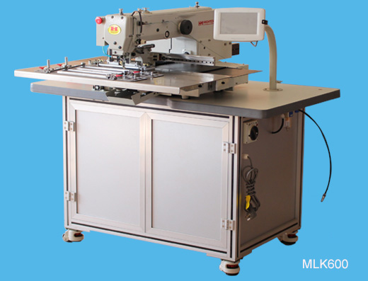 high speed automatic pattern sewing machine
