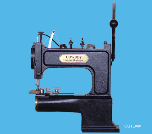 leather hand stitcher machine