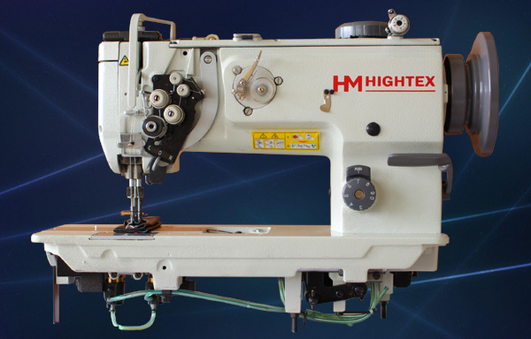 Mitsubishi LU2-4400-BOB comound feed sewing machine